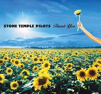 Thank You- Stone Temple Pilots Album Cover