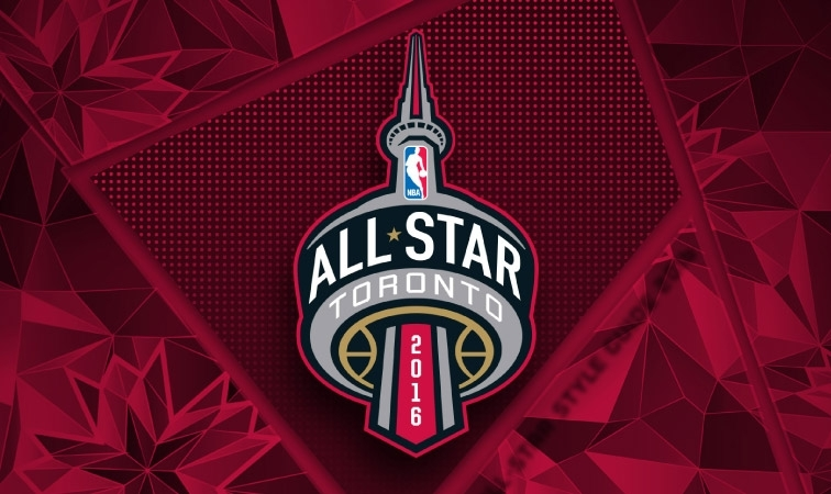 NBA All Star Logo